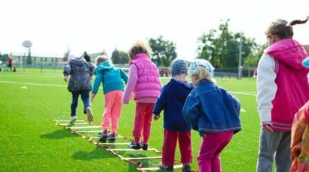 Każde dziecko Ci to powie, sport to zdrowie